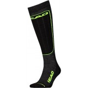 HEAD Ski Performance 2-pack Unisex neon yellow-39/42