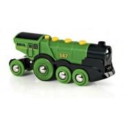 Brio Locomotivă mare verde