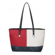 Sina Jo Shopper Sina Jo rood/wit/marine