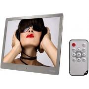 """Rama Foto Digitala Hama 10SLB, 9.7"""", 1024 x 768, USB (Argintie)"""