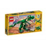 Set de constructie LEGO Creator Dinozauri puternici