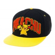 Bioworld Pokemon - Pikachu Snap Back Baseball Cap