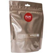 Fun Factory Preservativi stimolanti Fun Factory Pleasure Mix 50 pezzi