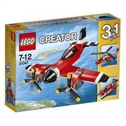Lego Propeller Plane, Multi Color