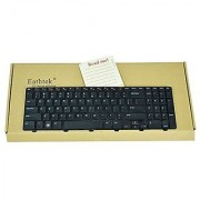 Eathtek New Laptop Keyboard for Dell Inspiron 15R N5110 M5110 M511R series Black US Layout Compatible with part number