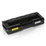 Italy's Cartridge TONER SP C252 GIALLO COMPATIBILE PER RICOH AFICIO SP C252DN,C252SF, C261, C262 407534 CAPACITA' 6.000 PAGINE