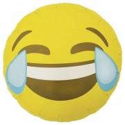 Geen Folie ballon LOL emoticon 46 cm