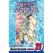 Knights of the Zodiac (Saint Seiya), Vol. 21, Paperback/Masami Kurumada