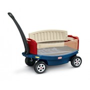 Little Tikes Ride and Relax Wagon, Ride-On