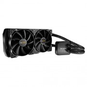 Liquid Cooling for CPU, be quiet! SILENT LOOP, 240mm, 2x Pure Wings (BW002)