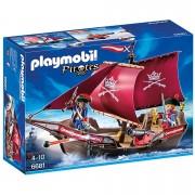 Playmobil Pirates: Barco patrulla de soldados (6681)