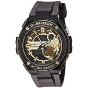 G-Shock Analog-Digital Gold Dial Mens Watch-Gst-210B-1A9Dr (G694)