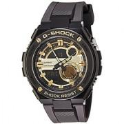 G-Shock Analog-Digital Gold Dial Mens Watch-Gst-210B-1A9Dr (G694)