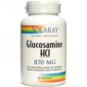 Solaray Glucosamine 870 mg 90 Capsules (Vitamins & supplements , Mu...