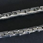 Corrente de Aco inox Grossa 60cm / 6mm G12
