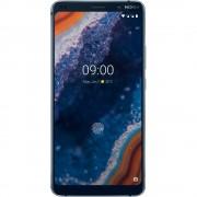 "Nokia 9 PureView Dual SIM pametni telefon 15.2 cm (5.99 "") 1.8 GHz, 2.8 GHz Octa Core 128 GB 12 MPix Android™ 9.0 Ponoćnop"