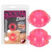 You2Toys Stronghold Duo - erekčné krúžky (2 ks)