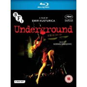 BFI Underground - Limited Edition