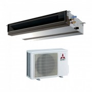Duct Mitubishi Electric 24000 BTU inverter PEAD-RP71JAQ + SUZ-KA71VA