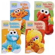 Sesame Street Beginnings Board Book - Set of 4 by Bendon