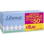 Perrigo Italia Libenar Fiale Monodose soluzione fisiologica sterile 60 Pezzi Da 5 Ml