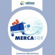 SOFTWARE MERCASOF PRO LICENCIA ELECTRO GESTION SUP marca SOLINSUR - Inside-Pc
