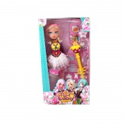 Papusa Regal Academy Glitter Tattoo Rose Witty Toys