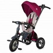 Tricicleta multifunctionala 4in1 cu sezut reversibil Coccolle Velo Air Violet