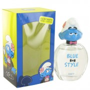 Smurfs The Smurfs Blue Style Vanity Eau De Toilette Spray 3.4 oz / 100.55 mL Men's Fragrance 512167
