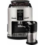 Espressor automat Krups Latt Espress metal EA829D 1450W 15 bar 1.7 l ArgintiuNegru Resigilat