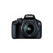 Câmera Digital Canon EOS Rebel T100 DSLR com 18 MP, 3, Gravação em