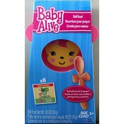 Hasbro Baby Alive Doll Food Pack