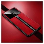 Para Xiaomi Redmi 8A PU + Glass + TPU Funda