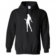 """Hoodie - Sexy Woman with Whip"""