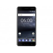 Nokia 6 5.5 inch LTE smartphone Android 7.1 Nougat Octa Core Zwart