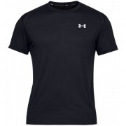 Under Armour Streaker 2.0 Shirt Men - Male - Zwart - Grootte: Small