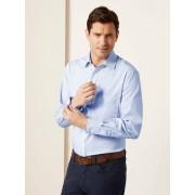 Walbusch Extraglatt-Hemd Querdenker Blau 47/48