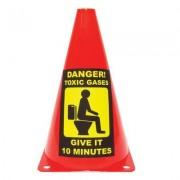DZine Gefahrenkegel giftige Gase