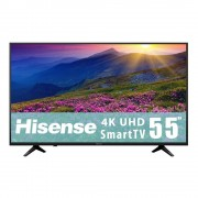 Hisense TV Hisense 55 Pulgadas 4K Ultra HD Smart TV LED 55H6E