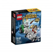 MIGHTY MICROS: WONDER WOMAN CONTRA DOOMSDAY LEGO 76070
