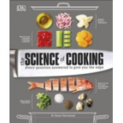 Science of Cooking - Every question answered to give you the edge (Farrimond Dr. Stuart)(Cartonat) (9780241229781)