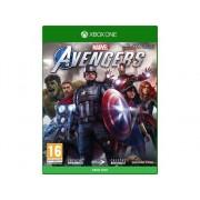 SQUARE ENIX Preventa Juego Xbox One Marvel's Avengers (Acción - M16)
