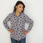 Femei cămașă 9403