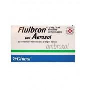 Chiesi Farmaceutici Spa Fluibron Aerosol 20 Flaconcini 2ml 15mg/2ml
