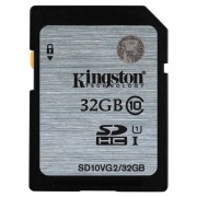 Memorija SD 32GB Kingston Class 10, UHS-I 45MB/s, SD10VG2/32GB-