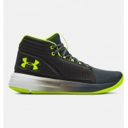 Boys' Primary School UA Torch Mid Basketball Shoes