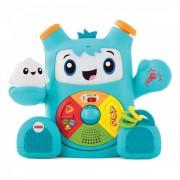 Fisher Price Mattel Preescolar Niño/niña RockIT y Glow Italiano Ingles