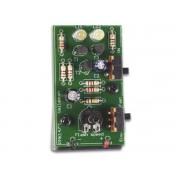Velleman MK147 Mini-stroboscoop wit Mini Kits bouwpakket