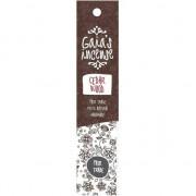 Gaia's Incense Gaias Incense luxe wierook stokjes cedarwood geur