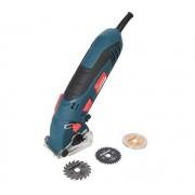 Silverline Minisega Circolare 400w Con 3 Lame Incluse Diametro 54,8mm